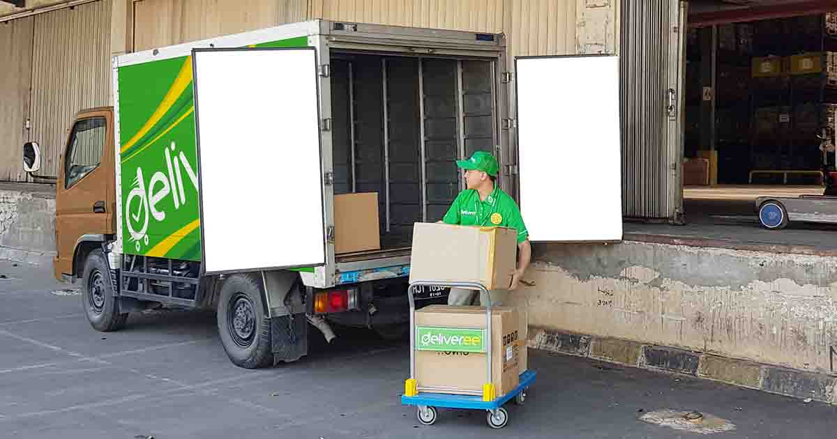 Mobil Engkel Box Untuk Fast Delivery Jabodetabek Tercepat 2021