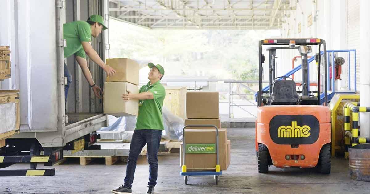 Perusahaan Jasa Logistik Pengiriman Barang