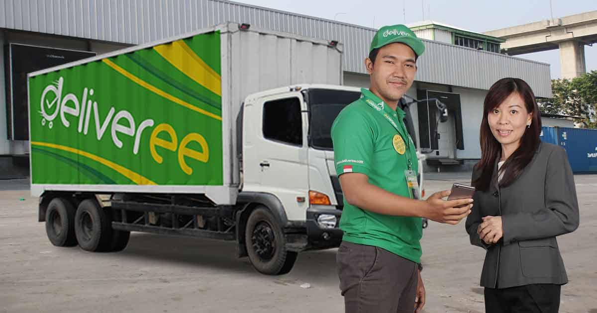 Bisnis Cargo Logistik Indonesia og
