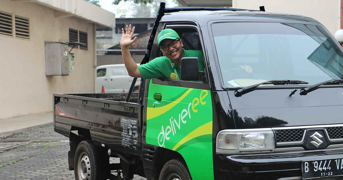 Jasa Kirim Barang Aplikasi Pesan Mobil Pick Up Luwes 2021