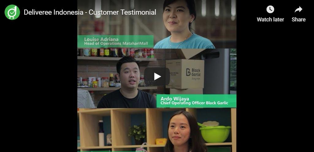 Customer Deliveree og