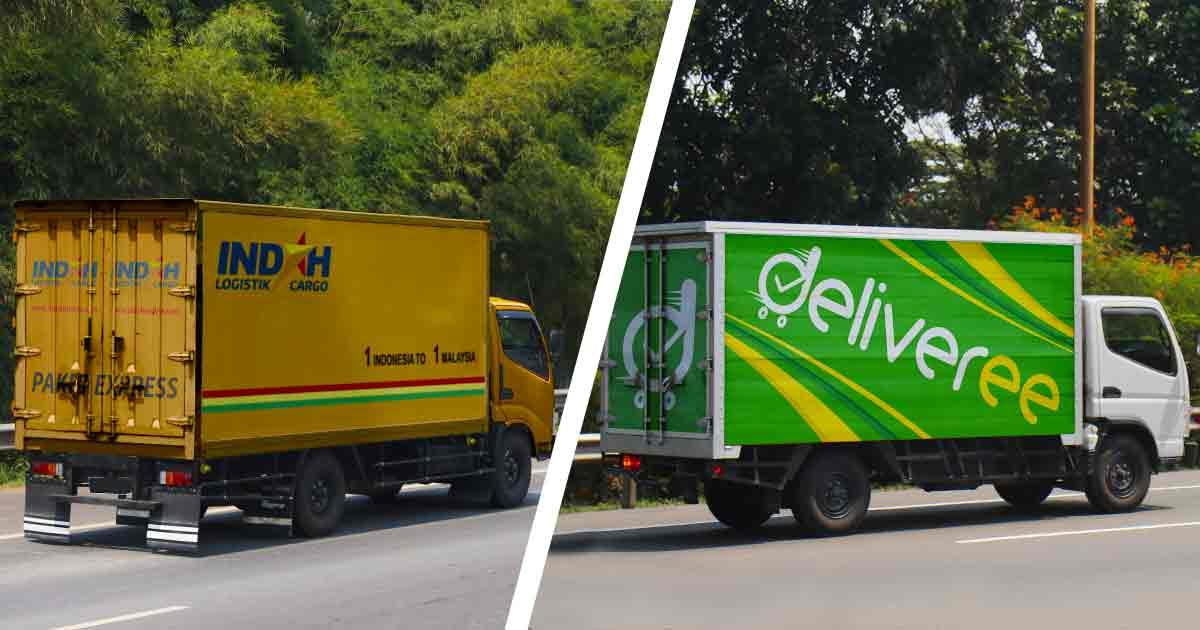 Indah Cargo Logistik Bandung