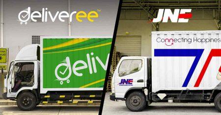 Mudahnya Cek Tarif Paket JNE Deliveree 2020