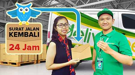 Pengembalian Surat Jalan (POD) Bergaransi untuk Bisnis ...