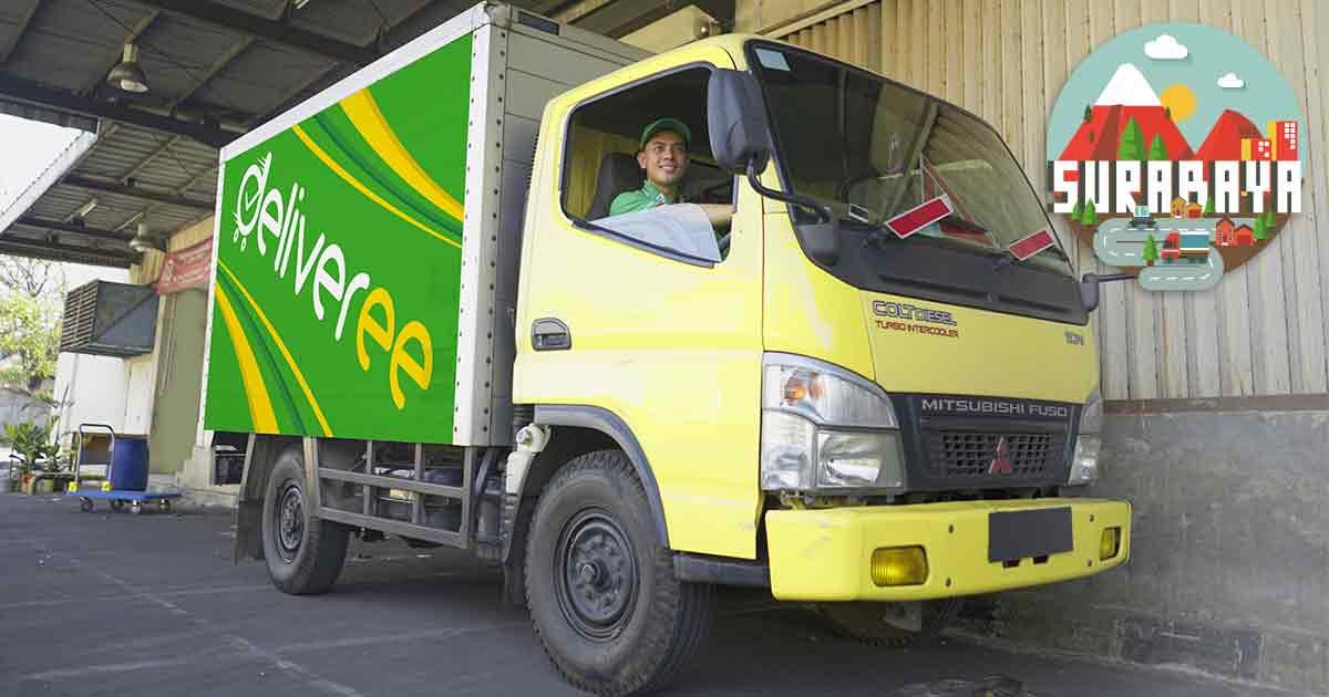 Sewa Mobil Box Logistik Expedisi Surabaya og