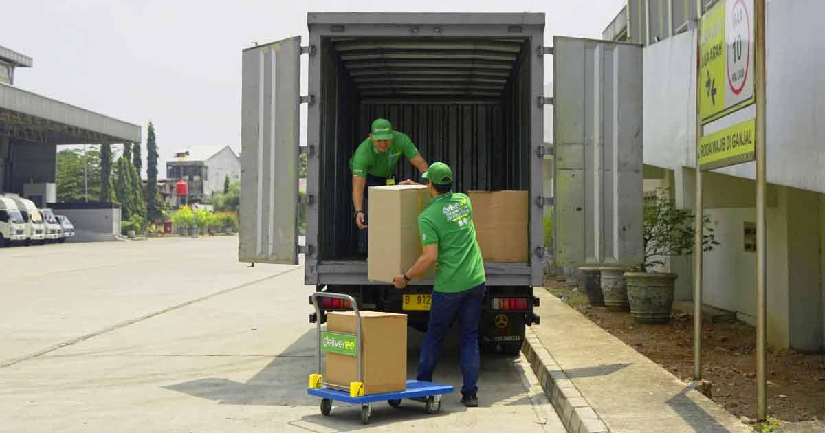 Jasa Logistik Online Pengiriman Express og