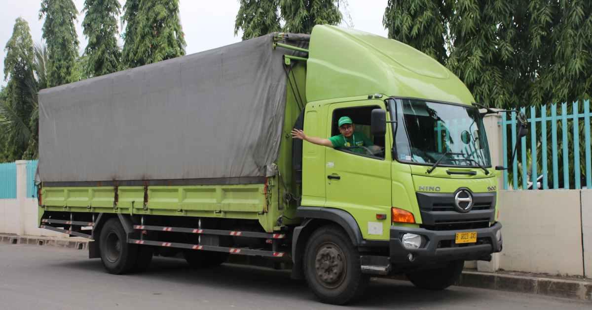 Sewa Truk Pick Up Bekasi, Tangerang, Depok, Cikarang og