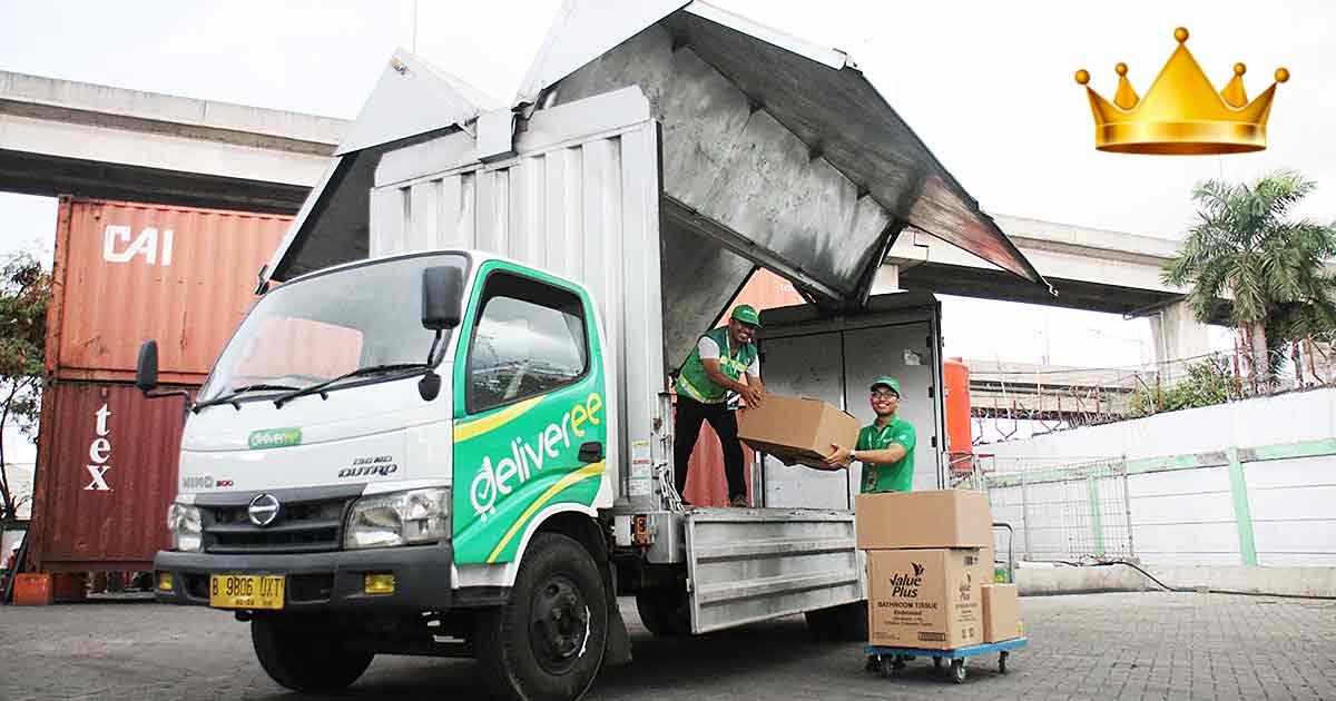 Jasa Pengiriman Cargo Barang Besar