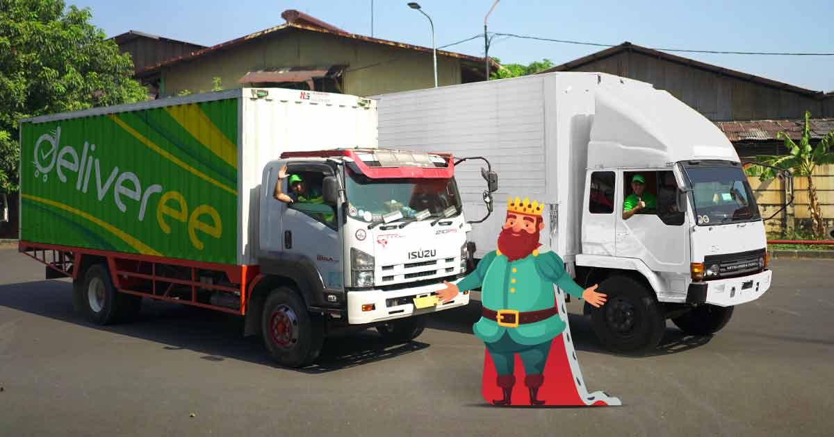 Dakota Indah Cargo Bandung og