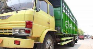 Jasa Mobil Engkel Box & Dam Truk (1jt Pengguna)