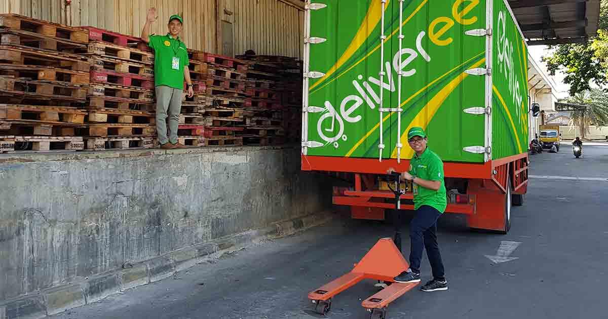 Truk Ekspedisi Cargo Mobil Fuso og