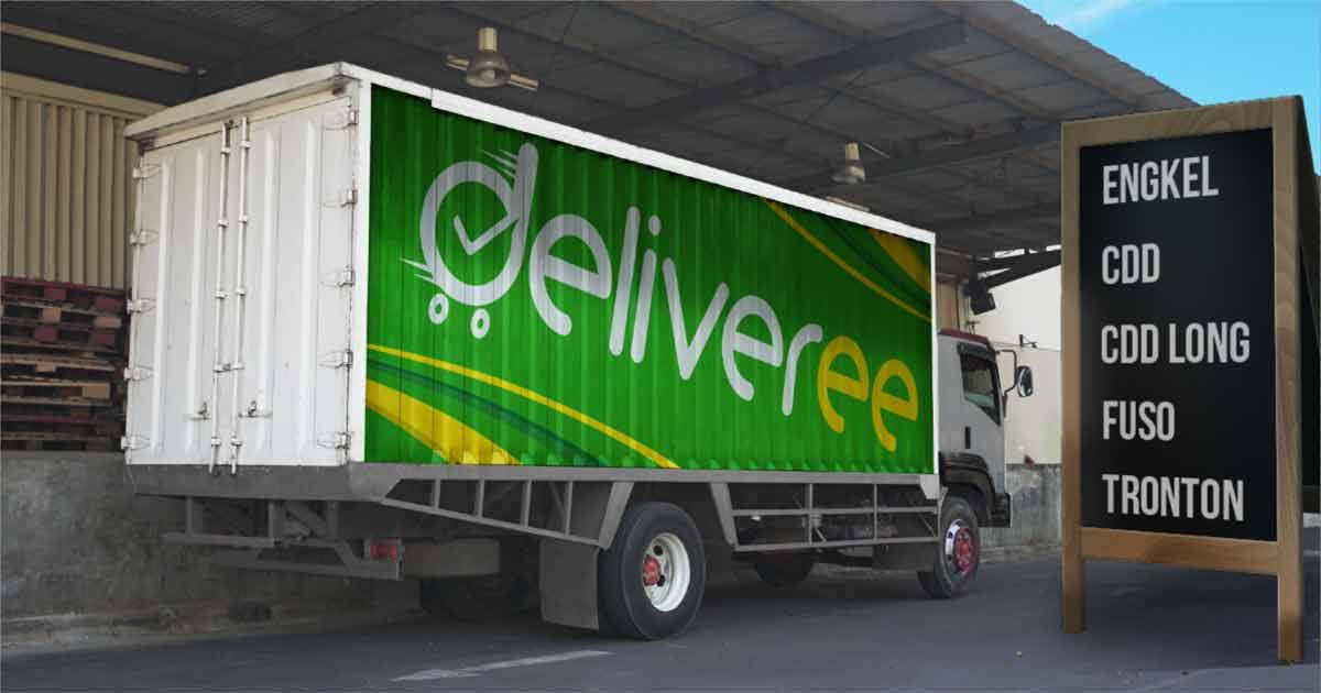 Jasa Angkut Barang Freight Forwarder Milikmu