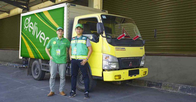 Sewa Mobil Box Surabaya Bulanan