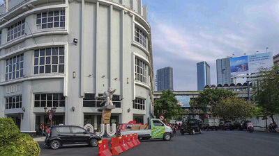 Kantor Deliveree di Surabaya
