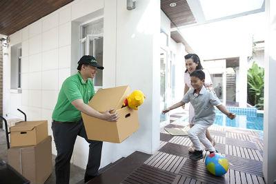 Semua layanan Deliveree kami membutuhkan tanda tangan pada saat pengiriman