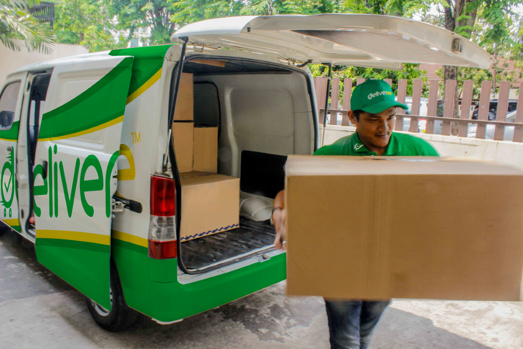 Kini, Pelanggan Deliveree Bisa Pilih Pengemudi Favorit