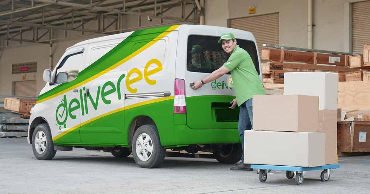 Sewa Blind Van Rental Mobil Box og