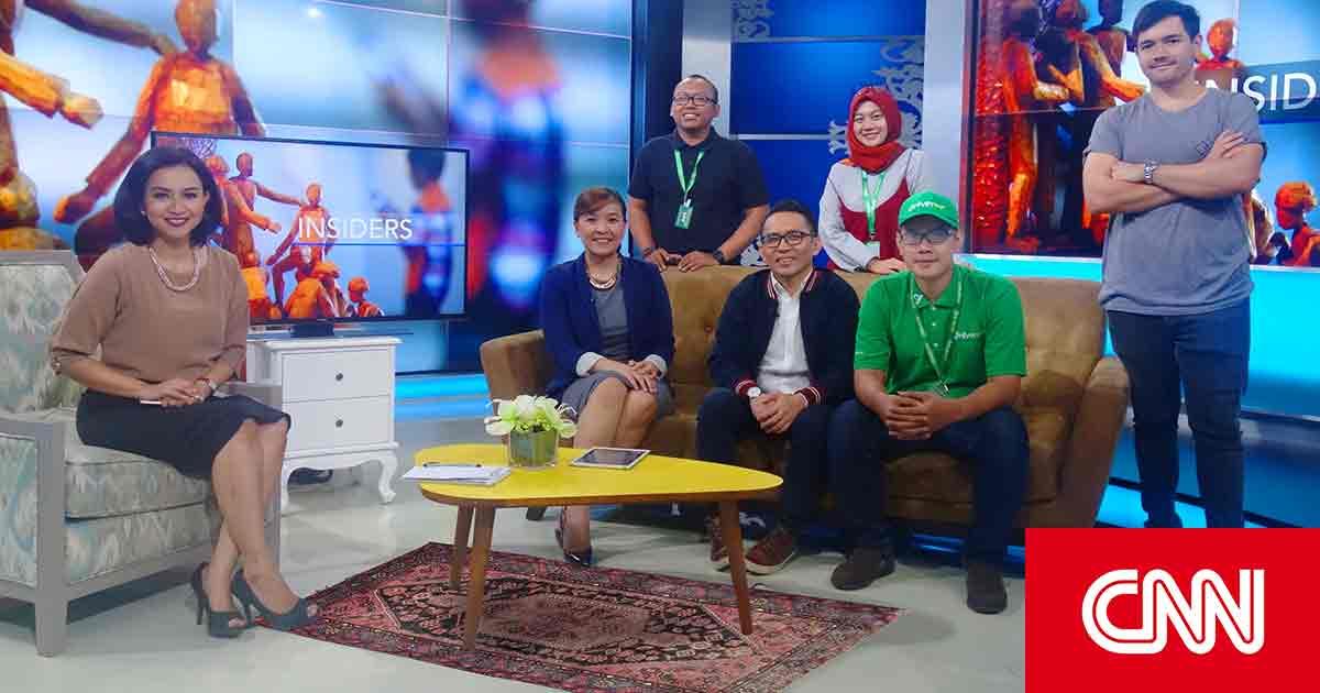 CNN Indonesia Bisnis Wawancara Perusahaan Forwarding