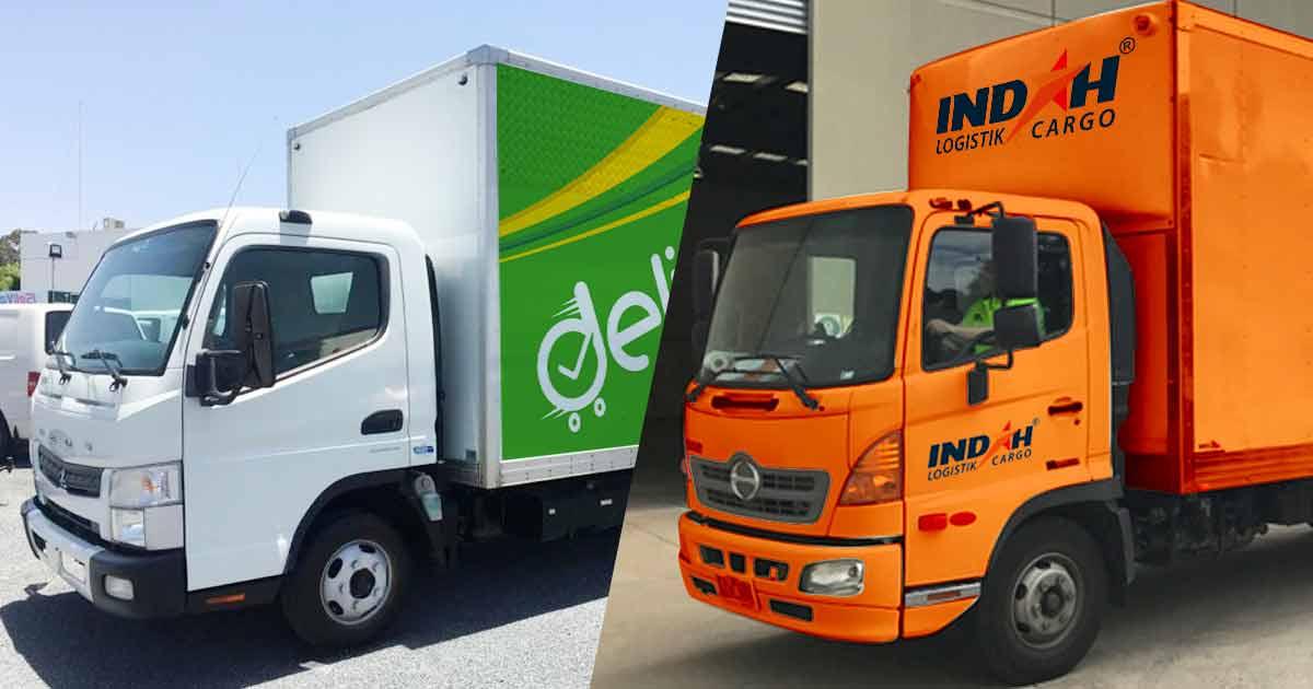 Indah Cargo Semarang Logistik Expedisi Sewa Truk