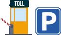Tolls & Parking