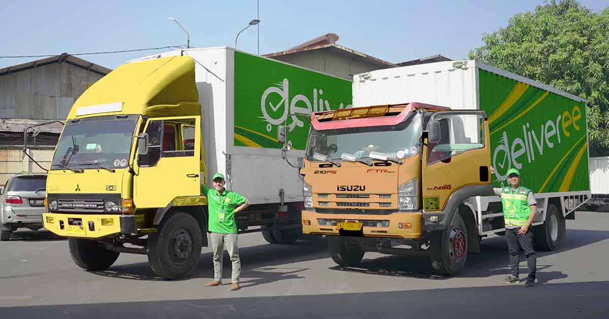 Wahana Dakota Indah Cargo Serang Surabaya og