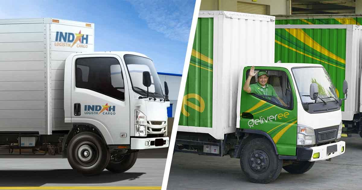 ekspedisi logistik indah cargo semarang