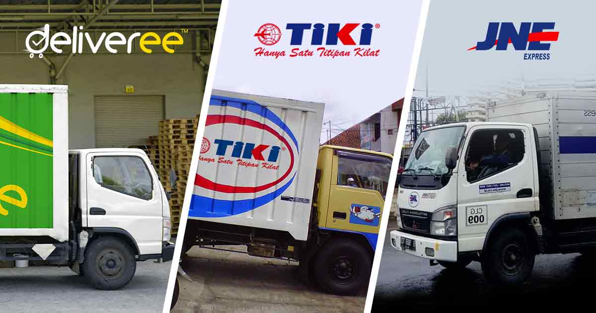 ek Tiki Tarif & JNE Online og