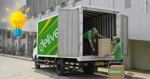 Jasa Trucking Logistics Company | Cargo Services (Asli ...
