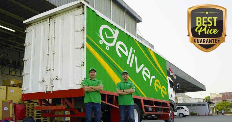 Truk Tronton Delivery Pengiriman Termurah og