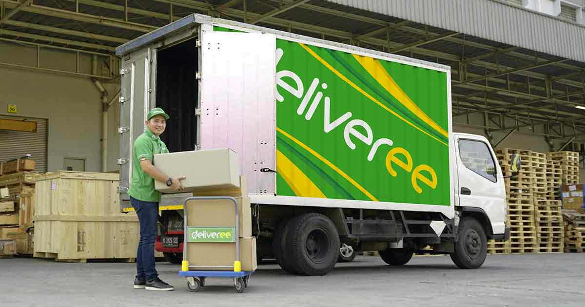 Bisnis Ekspedisi Logistik Freight og