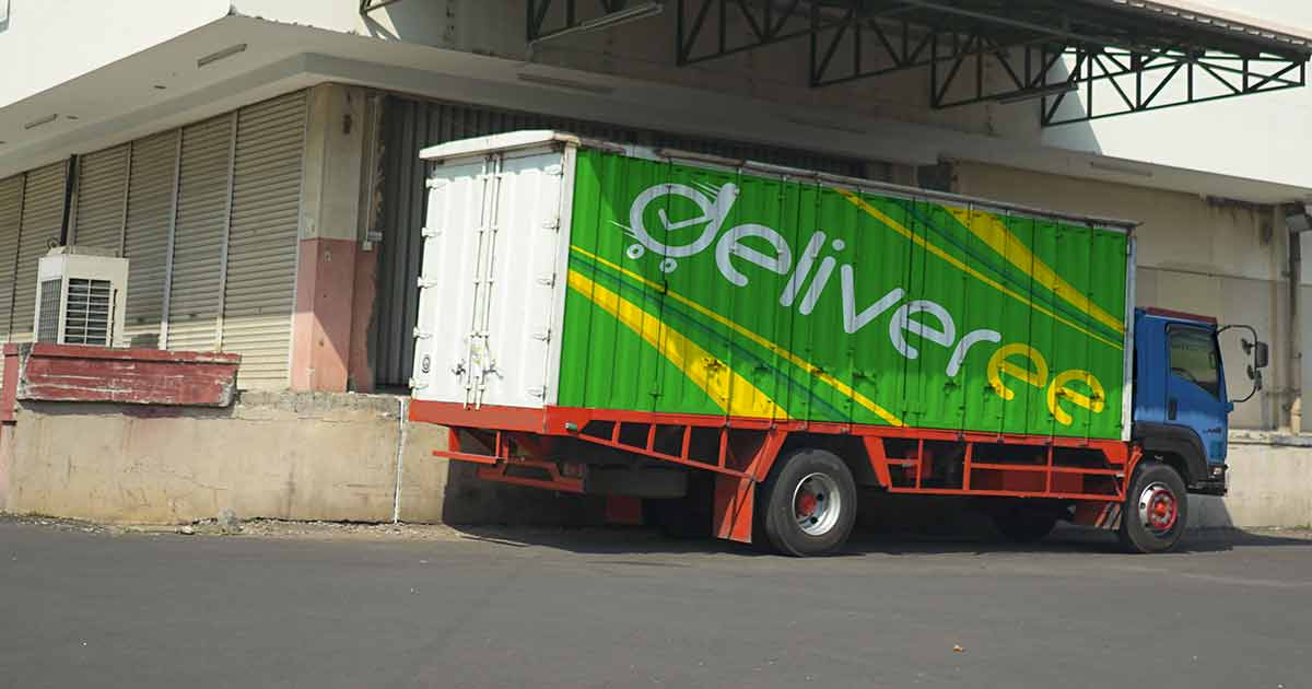 Usaha Logistik Bisnis Tradelens Indonesia og