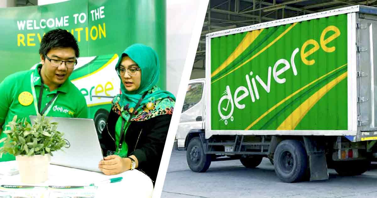 Info Ongkir Murah   Agen Ekspedisi Deliveree (Asli 2020)