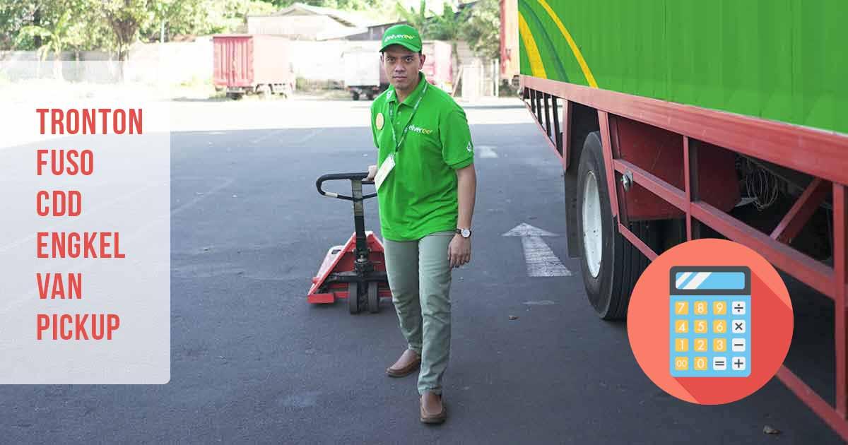Cek Tarif Ongkir Ekspedisi Murah Heavy Truck (Turun Harga)