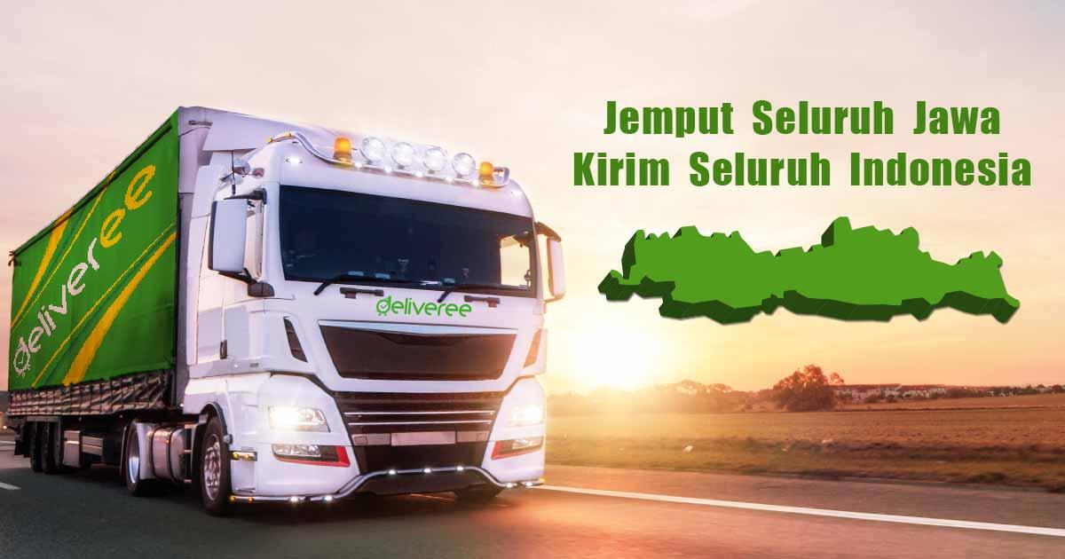 Ekspedisi Lintas Jawa | Transportasi Darat Antar Kota 2020