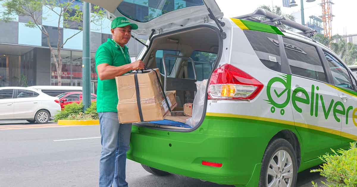 Jasa Kurir Jemput Paket Same Day Service {Resmi 2020}