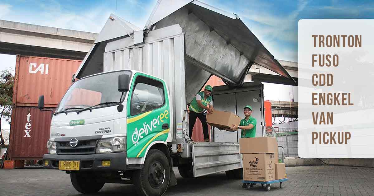 Jasa Pengiriman Cargo Barang Besar (Penawaran Instan)