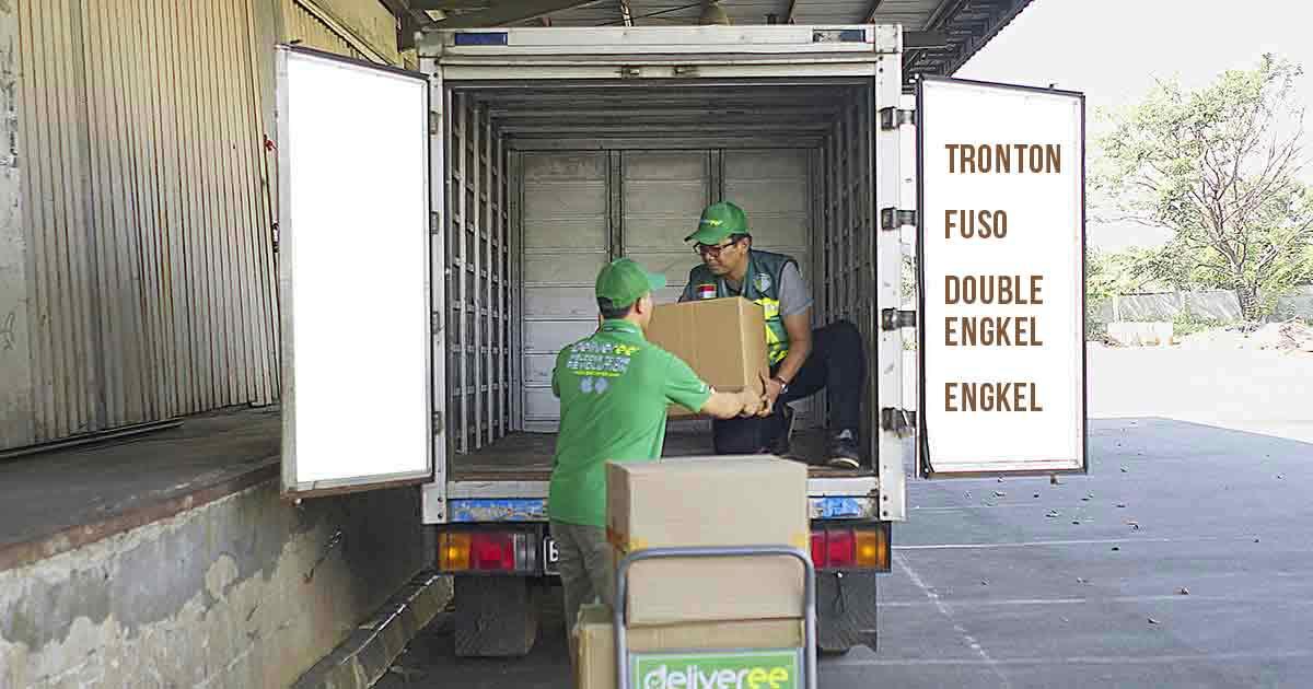 Logistik Cargo Ekspedisi Truk Berat (Ahli Skor 4,8 )
