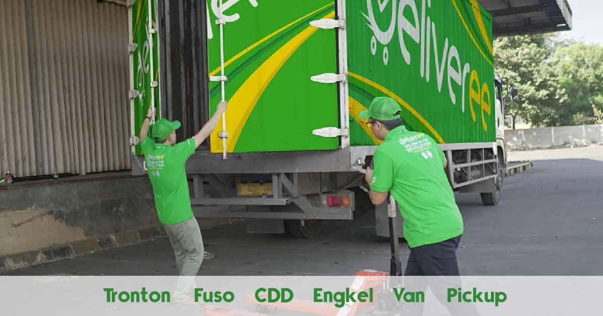 Cara Kirim Cerdas: Platform Sewa Truk Fuso (Deliveree)