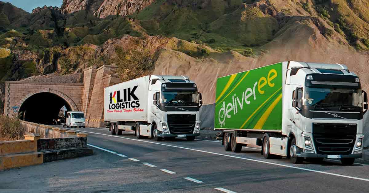 Biaya Ekspedisi - Cek Ongkir Klik Logistics (+Deliveree)