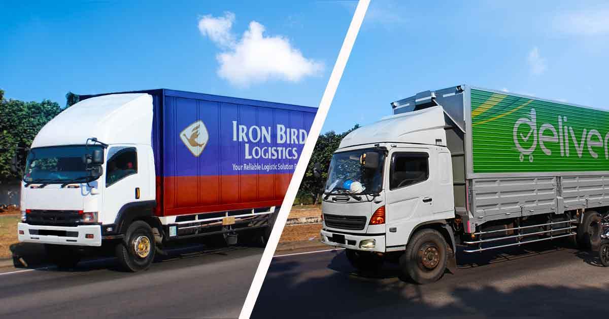 Iron Bird Logistics Transport