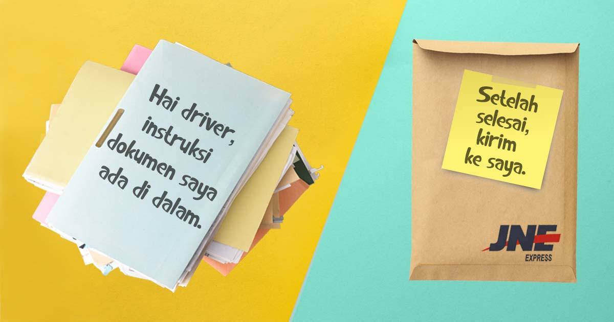 Deliveree Surat Jalan Pengiriman Barang Balik Ekspedisi