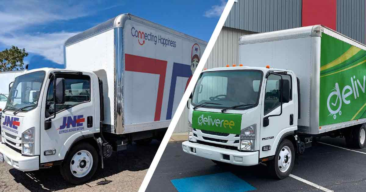 Cek Ongkir JNE Trucking Terdekat {+Deliveree 2020}