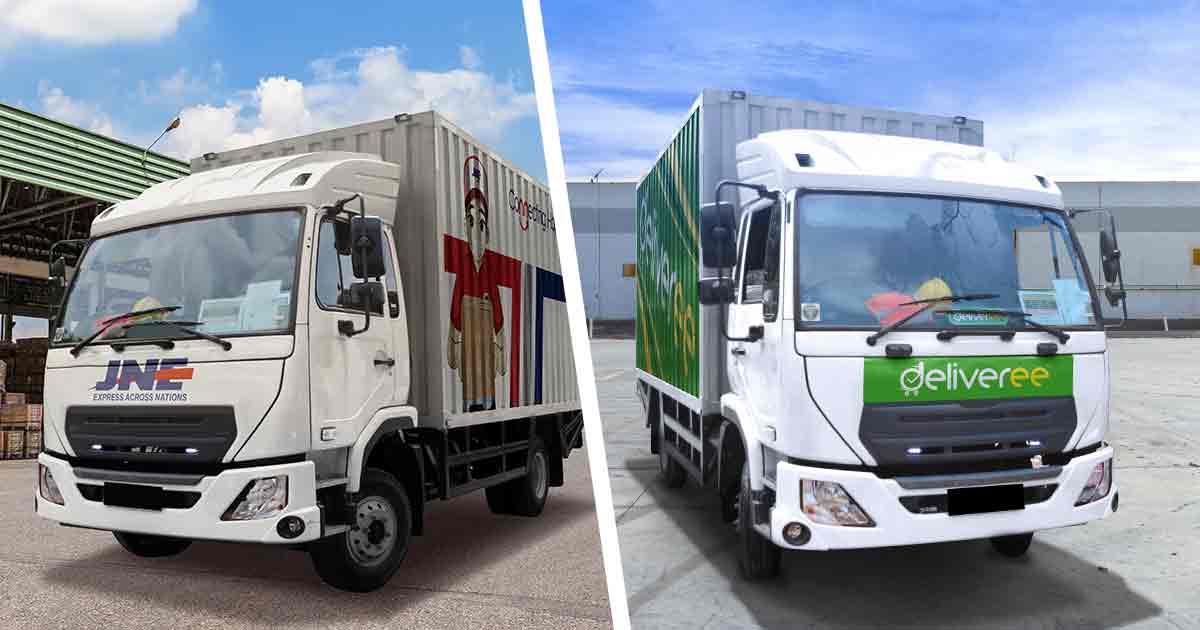 Cek Ongkir JTR JNE Trucking