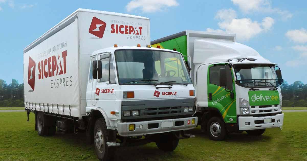 Cek Tarif Sicepat Cargo Deliveree 2021