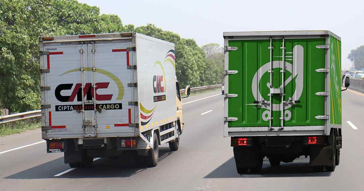 Tarif CMC Cargo & Deliveree: Jasa Pengiriman Pilihan