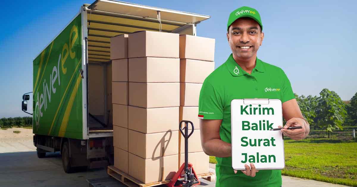 Surat Pengiriman Pesanan Proof of Delivery POD