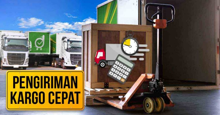 Cara Mengecek Ongkir Biaya Freight Waktu Pengiriman