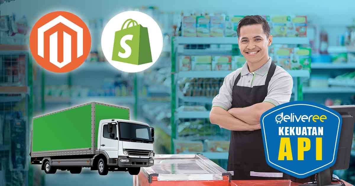 Magento Shopify API Integration