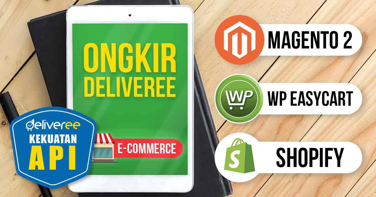 Ongkir Plugin Shopify Magentocommerce WP EasyCart