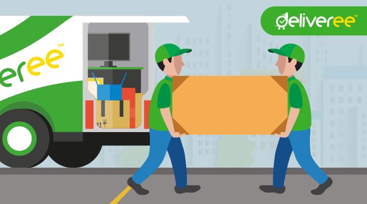 deliveree,jasa logistik,ekspedisi pengiriman barang, lacak paket, jasa pengiriman barang